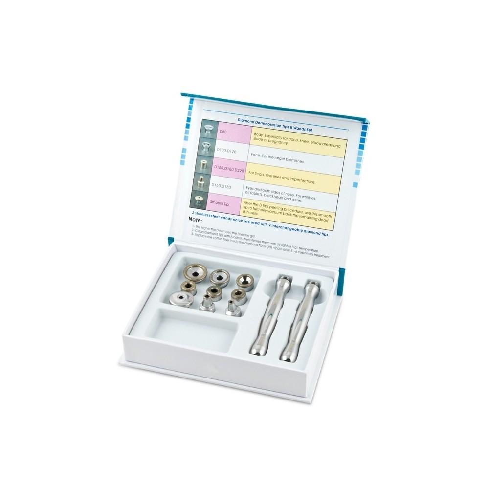 Mikrodermabrazja Diamentowa 5w1 BN-N95