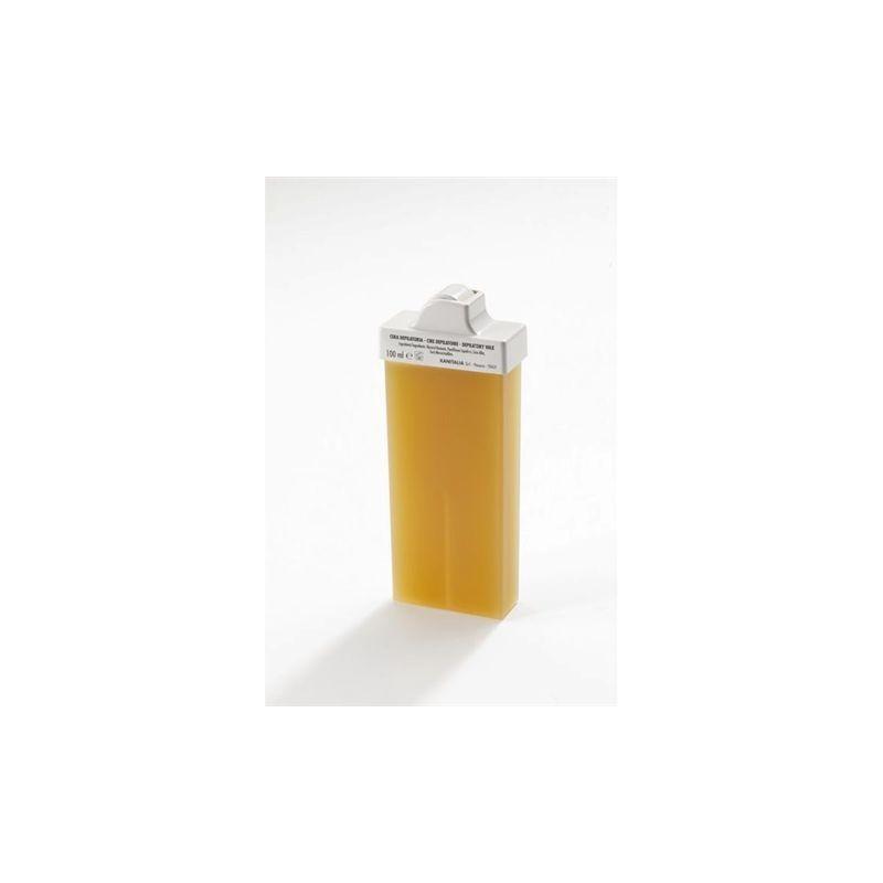 Wosk rolka wąska miodowy 100ml