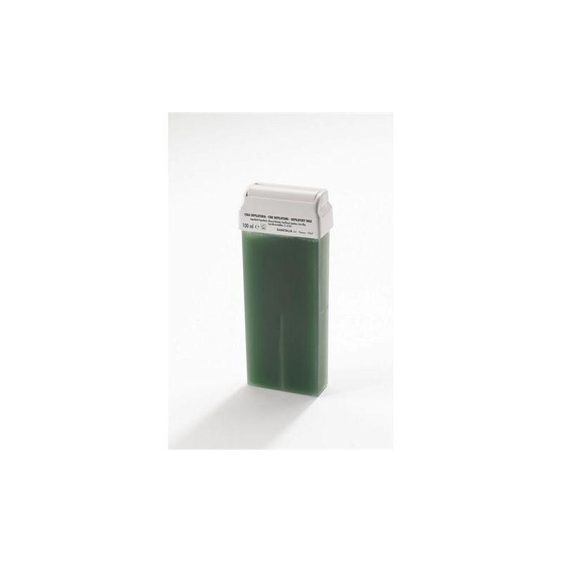 Wosk rolka wąska azulenowy 100ml