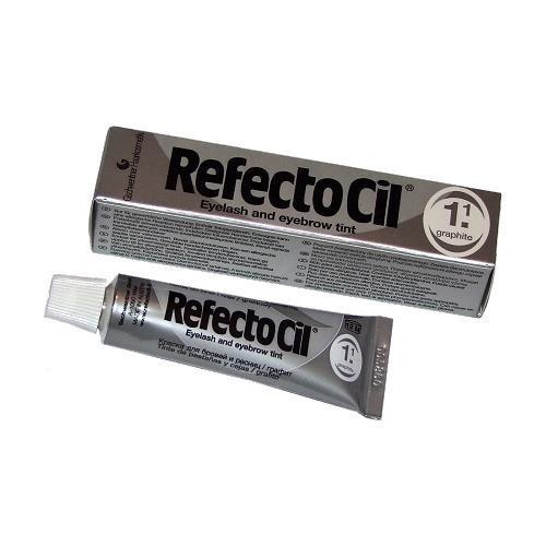 Henna żelowa grafitowa 15ml RefectoCil