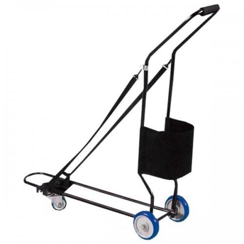 Wózek transportowy do przenośnych foteli i leżanek
