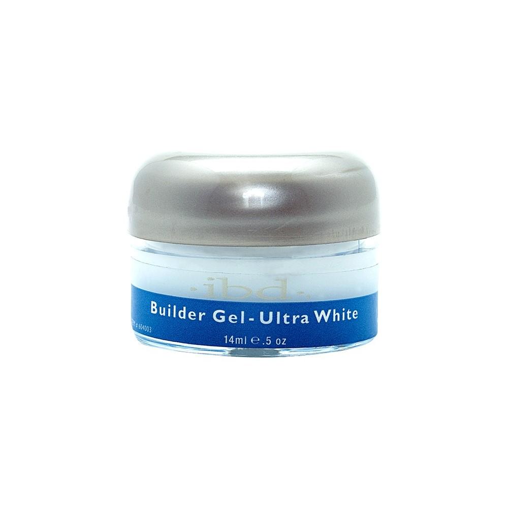 Żel Builder Ultra White 14gr IBD
