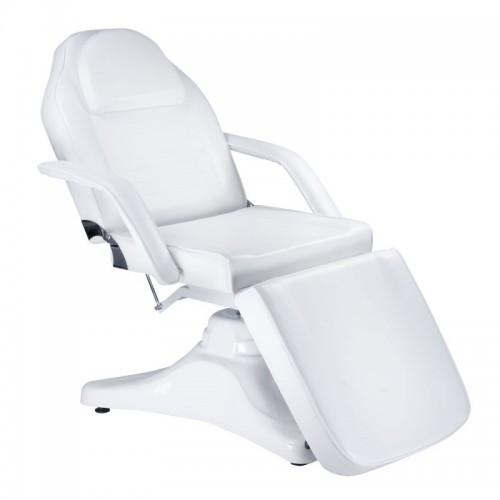 BD-8222 Hydrauliczny fotel kosmetyczny Biały