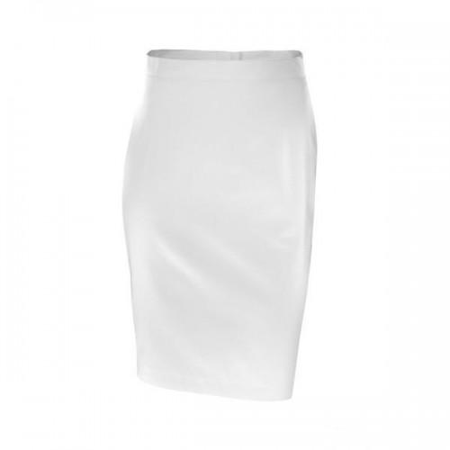 Spódnica kosmetyczna biała rozm.40