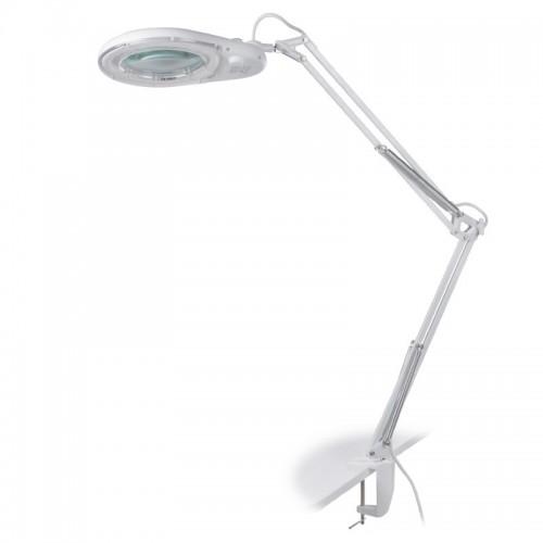 BN-205-CLIP Lampa z lupą powiększającą 5dpi