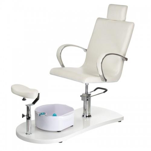 BR-2308 Fotel do pedicure z masażerem stóp