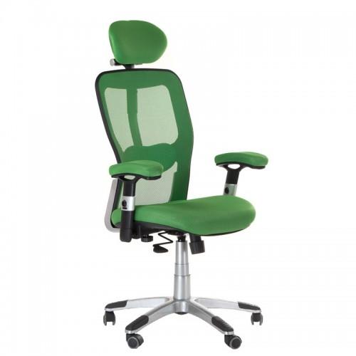 BX-4147 Fotel biurowy Zielony