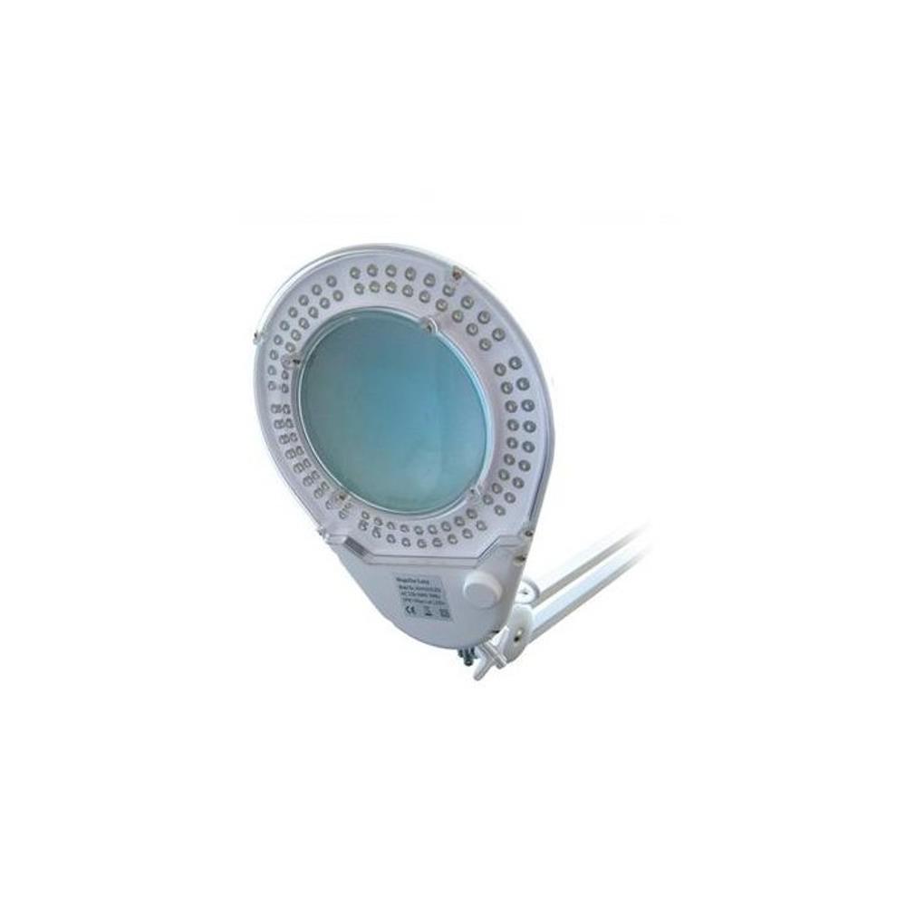CLASSIC Lampa Lupa LED 3dpi 9W mocowana do stolika