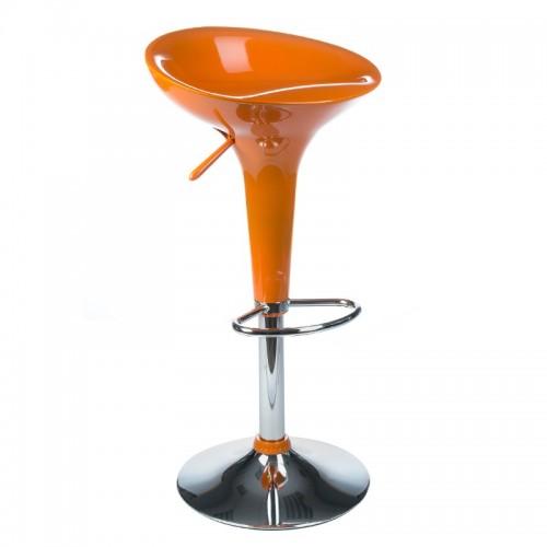 Hoker barowy BX-1002 Pomarańczowy