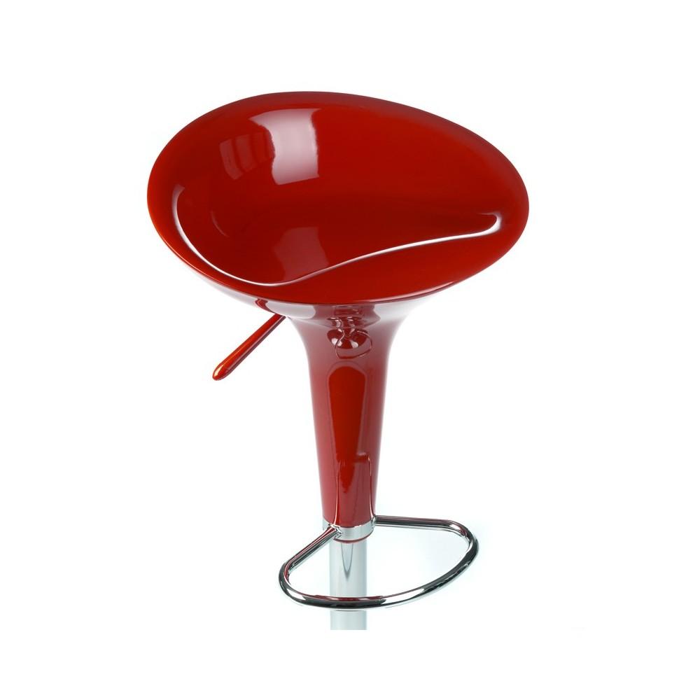 Hoker barowy BX-1002 Czerwony