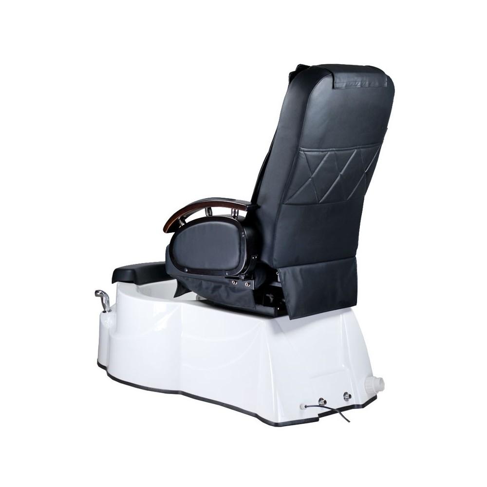 BR-3820D Fotel Pedicure SPA Czarny