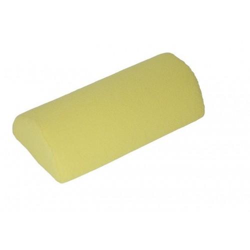 Pokrowiec frotte na poduszkę do manicure Żółty