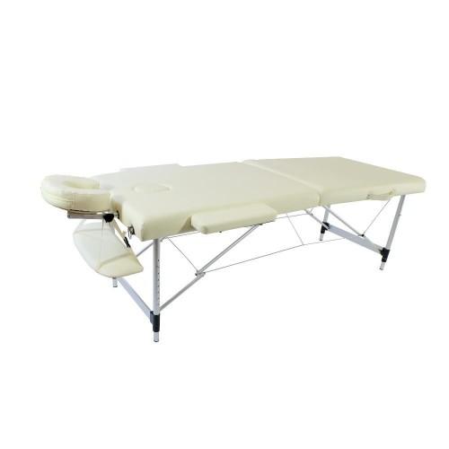 Stół do masażu przenośny ALU Eco Basic