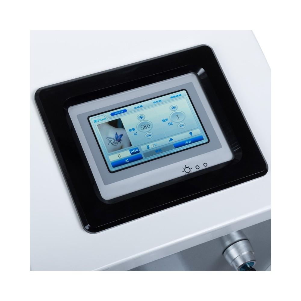 SHR BD-39 Multi-System OPT + RF Bipolar + q-switch