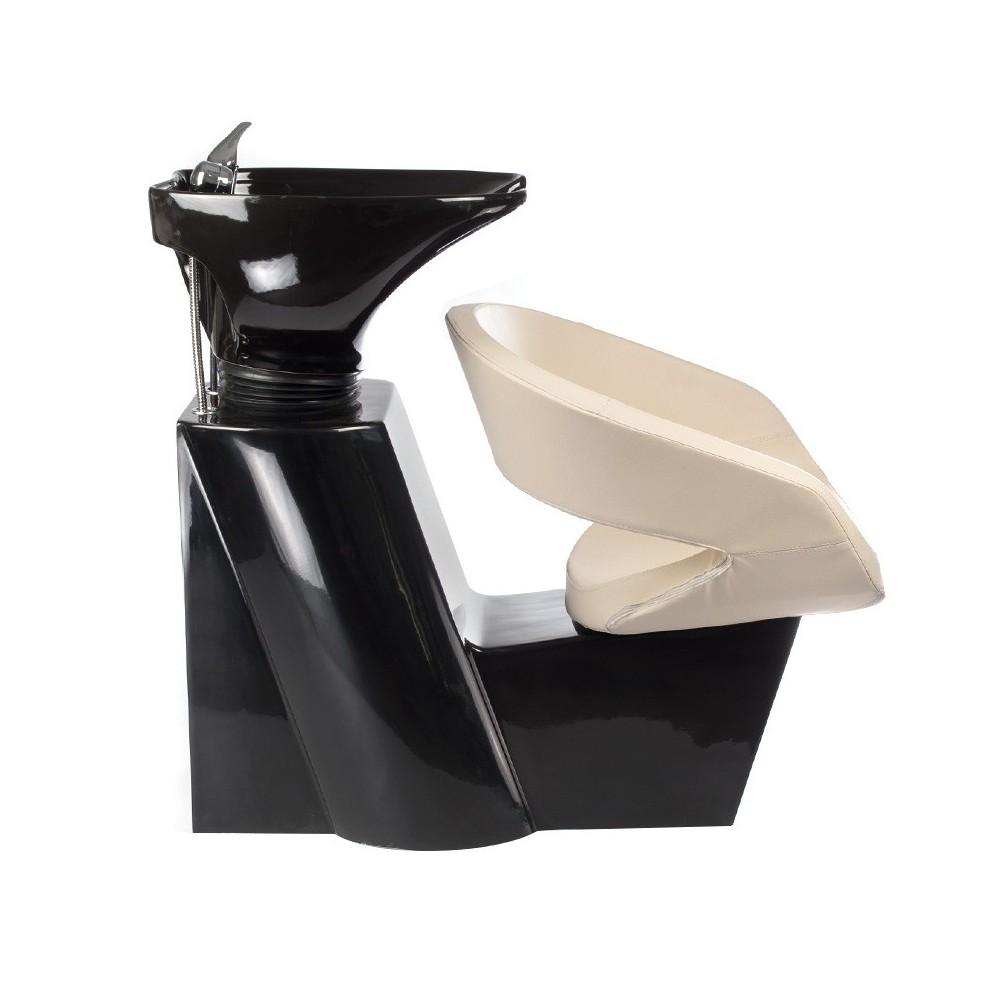 Myjnia fryzjerska Paolo BH-8031 kremowa