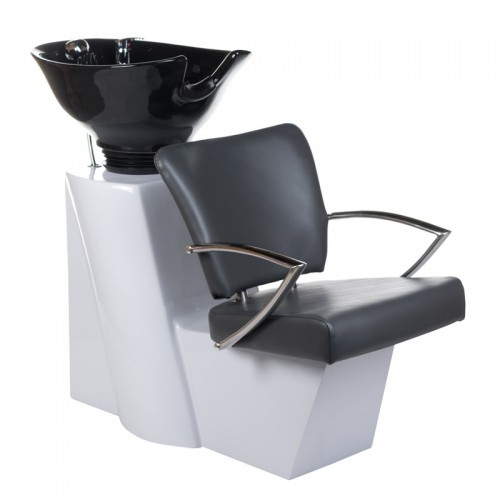 Myjnia fryzjerska LIVIO szara