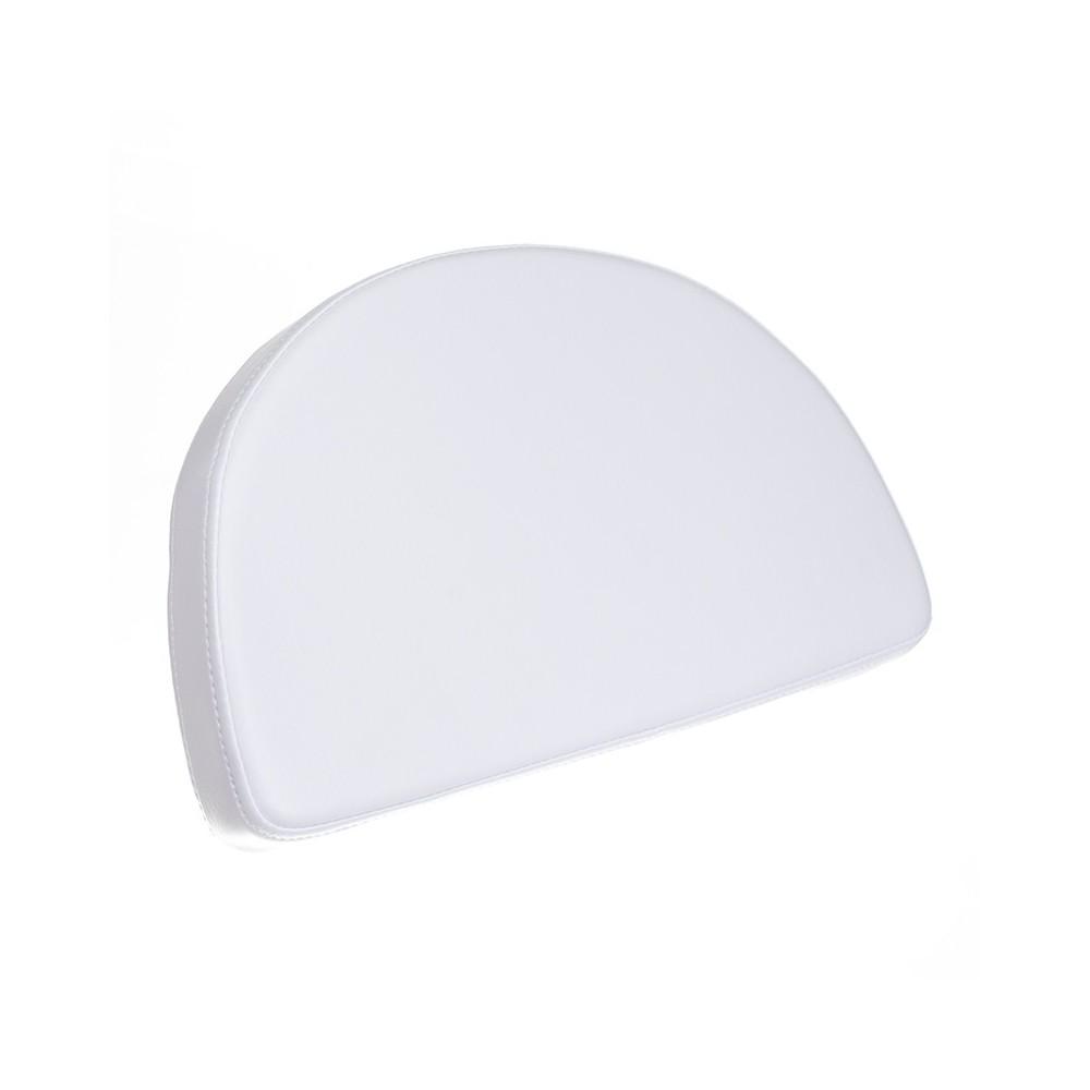 Poduszka na otwór w zagłówku fotela BW-273 biała