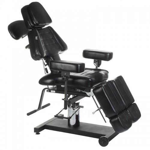 Hydrauliczny fotel do tatuażu LARI INKOO