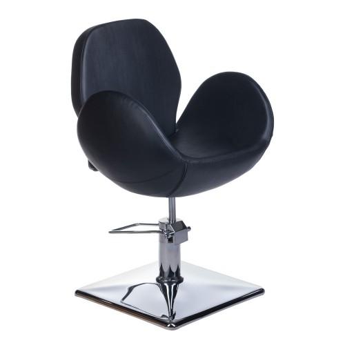 Fotel fryzjerski ALTO BH-6952 czarny