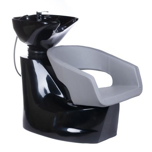 Myjnia fryzjerska Paolo BH-8031 jasno szara