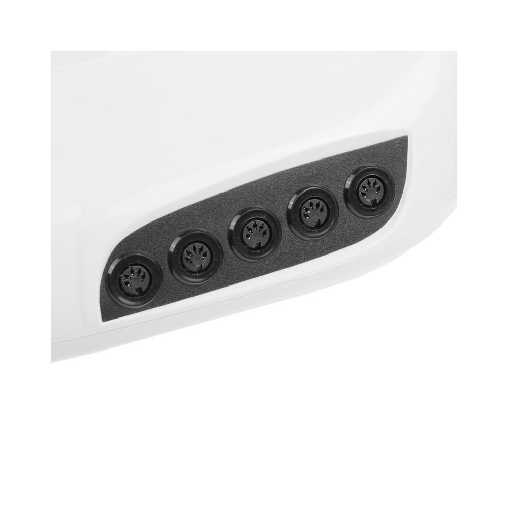Urządzenie do elektrostymulacji + infrared BR-2029