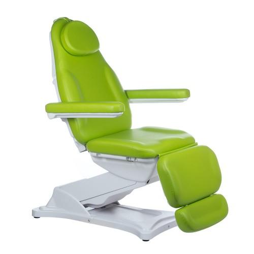 Fotel kosmetyczny MODENA Zielony
