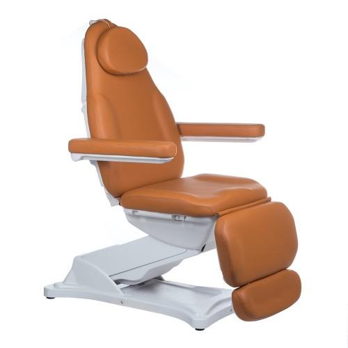 Fotel kosmetyczny MODENA Jano brązowy