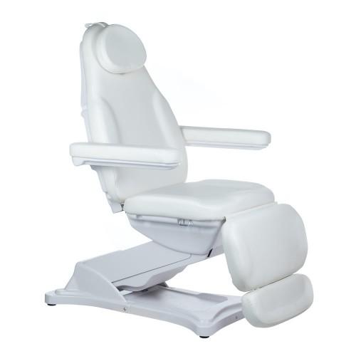Fotel kosmetyczny MODENA Biały