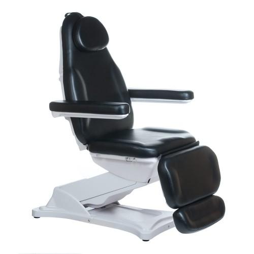 Fotel kosmetyczny MODENA Czarny