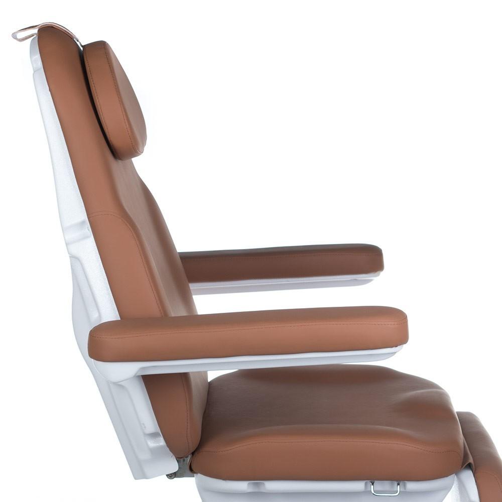 Fotel kosmetyczny MODENA Brązowy