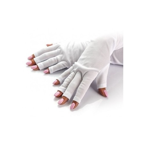Rękawiczki ochronne UV do lampy 2 szt.