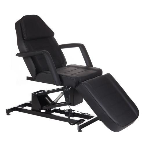 BD-8251 Elektryczny fotel kosmetyczny czarny